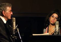 Amy Winenouse+Tony Bennet